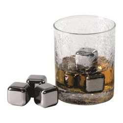 Franmara - Reusable Non-Toxic Frozen Stainless Steel-Ice Round Cube (Deluxe) - This gorgeous Reusable Non-Toxic Frozen Stainless Steel-Ice Round Cube (Deluxe) has the finest details and highest quality you will find anywhere! Reusable Non-Toxic Frozen Stainless Steel-Ice Round Cube (Deluxe) is truly remarkable.