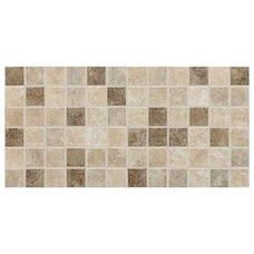 Contemporary Tile by Home Depot