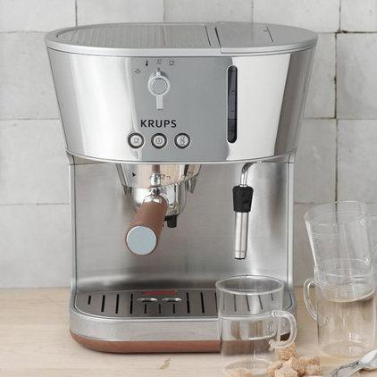 Contemporary Espresso Machines by West Elm