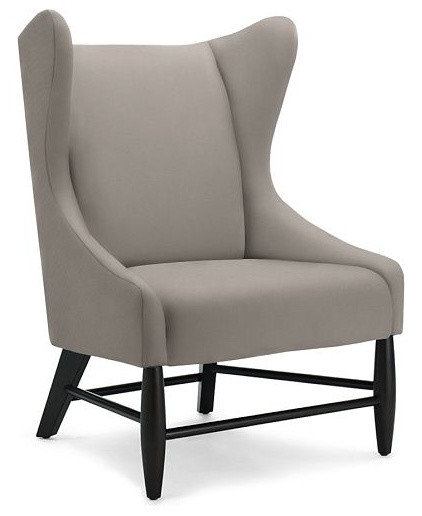 Traditional Living Room Chairs by West Elm