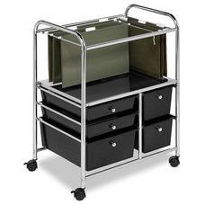Contemporary Filing Cabinets And Carts by Macy's
