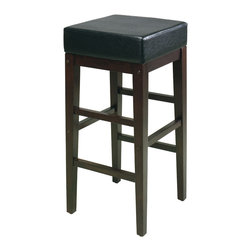 "Office Star - Office Star Metro 25"" Square Stool - Features:"