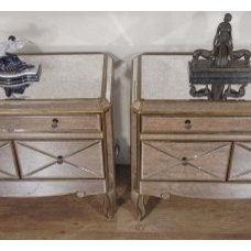 Coffee Tables Decorative mirror furniture from Rongjing Glass