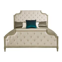 Bernhardt Furniture - MARQUESA - 359 Marquesa Upholstered Bed