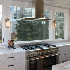 Contemporary Kitchen by House of Cline Design