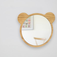 Contemporary Wall Mirrors by Gretel Home
