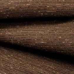 Au Natural Upholstery in Brown - Au Natural Upholstery in Brown Discount Designer Upholstery Fabric in Brown & Gold. High traffic cotton blend perfect for upholstering seats and sofas, drapery, or pillows.