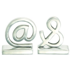 Contemporary Bookends by Home Decorators Collection