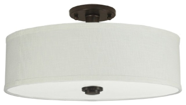 Transitional Flush-mount Ceiling Lighting by Lowe's