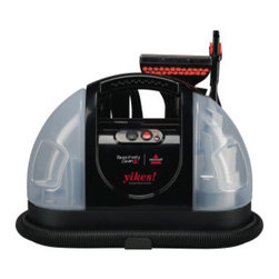 Pawsitively Clean™ by Bissell® Yikes! Compact Deep Cleaner - Continuously heats water for maximum cleaning