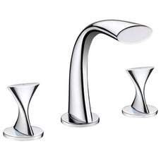 Modern Bathroom Faucets And Showerheads by PoshHaus