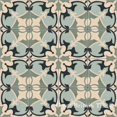 Cement Tile - Patterns -