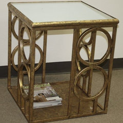 traditional side tables and accent tables by shop.pizzazzhome.com