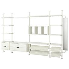 Modern Closet Organizers by IKEA