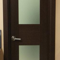 Maximum 204 Interior Door Wenge Finish - Maximum 204 - Wenge Finish