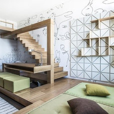 by Parlor Arts/ NYC Wall Finishes
