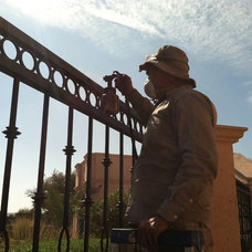 Traditional Home Fencing And Gates by ADDAGATE