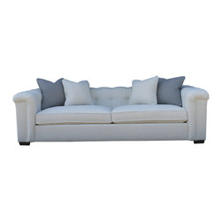 Mortise & Tenon - Townsend Sofa - A beautiful transitional sofa