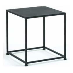 TFG Furniture - Urban Bunch Table in Coco - TFG Furniture Urban Bunch Table in Coco. Urban Bunch Table in Coco. Urban tables are constructed with solid steel rods and steel plate tops. Tables feature a beautiful and durable powder coat finish in Coco. Sleek design is well suited for smaller spaces. No assembly required.