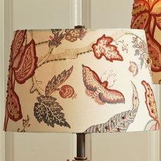 Contemporary Lamp Shades by Pottery Barn