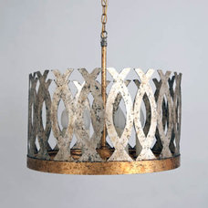 Eclectic Chandeliers by Chic Coles