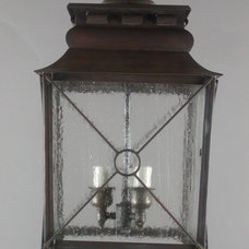 Traditional Pendant Lighting by Copper Lantern Lighting