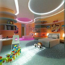 Modern Rendering by IONS DESIGN- DUBAI