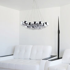 Modern Chandeliers by ModernContempo