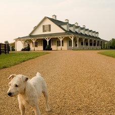 Farmhouse  by Eric Stengel Architecture, llc
