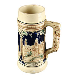 EuroLux Home - Consigned Vintage German Beer Stein Cologne - Product Details