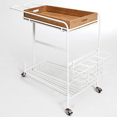 modern bar carts by Tami Hardeman