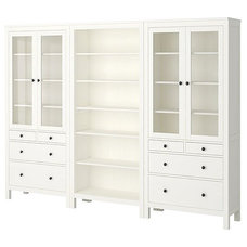 traditional bookcases cabinets and computer armoires by IKEA