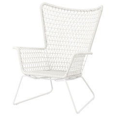 contemporary outdoor chairs by IKEA