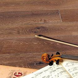 Antique White Oak Costa Engineered Floating Wood Floor -