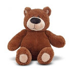 Melissa And Doug - Melissa & Doug BonBon Teddy Bear Stuffed Animal - Like picking the best one from a box of chocolates, once you've given this super-scrunchy and huggable bear a squeeze, you will need to look no further!