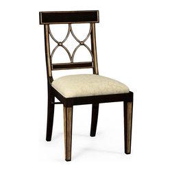 Jonathan Charles - New Jonathan Charles Dining Chair Black - Product Details