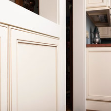 traditional kitchen cabinets by 'g' Green Design Center