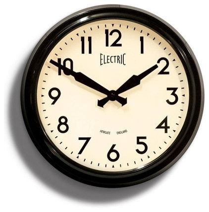 Farmhouse Wall Clocks by Barn Light Electric Company