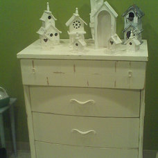 Eclectic Dressers by Picked and Painted