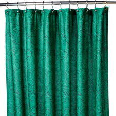 Traditional Shower Curtains by HSNi