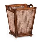 Jonathan Charles - Jonathan Charles Waste Paper Basket - Item #: JC-1270