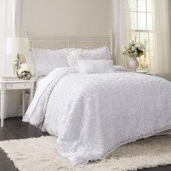 Lush Decor Stella 3-piece Comforter Set -