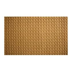 Imports D̩cor - Natural Door Mat (ID748JTR) - Natural Beehive