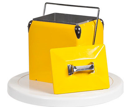 Modern Food Containers And Storage by Retro Metal Chairs