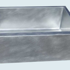 Traditional Kitchen Sinks by Handcrafted Metal