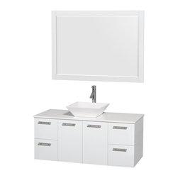 white 46 inch bathroom vanity bathroom vanities and sink consoles