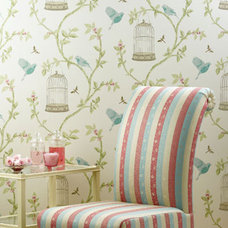 Wallpaper by collettewardinteriors.ie