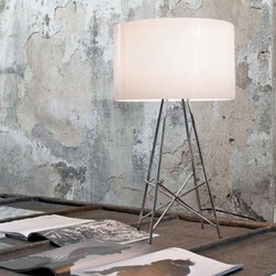 Flos - Flos | Ray T Table Lamp - Design by Rodolfo Dordoni, 2006.