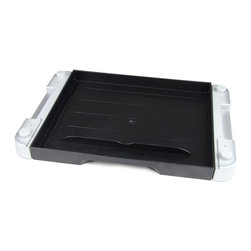 Dyconn - Dyconn MPSSD Optional Tray for Dyconn Monitor/Printer Stand & Organizer - Dyconn Optional Tray for Dyconn Monitor/Printer Swivel Stand & Organizer (MPSS3/MPSS6). Store anything from letter-size computer paper, pens, sticky notes and USB flash drives inside the pull out trays for easy accessibility and convenience.