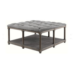 Brownstone Furniture Lorraine Coffee Table - Brownstone Furniture Lorraine Coffee Table